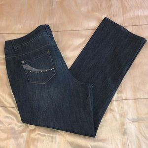 New Without Tags! Sonoma Dark Wash Jeans